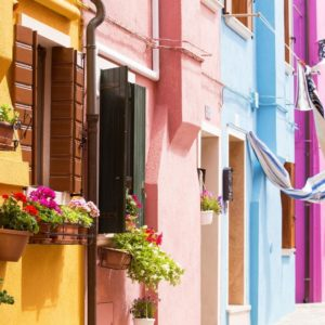 Colorful Houses, Love Your Neighbor., Podcast